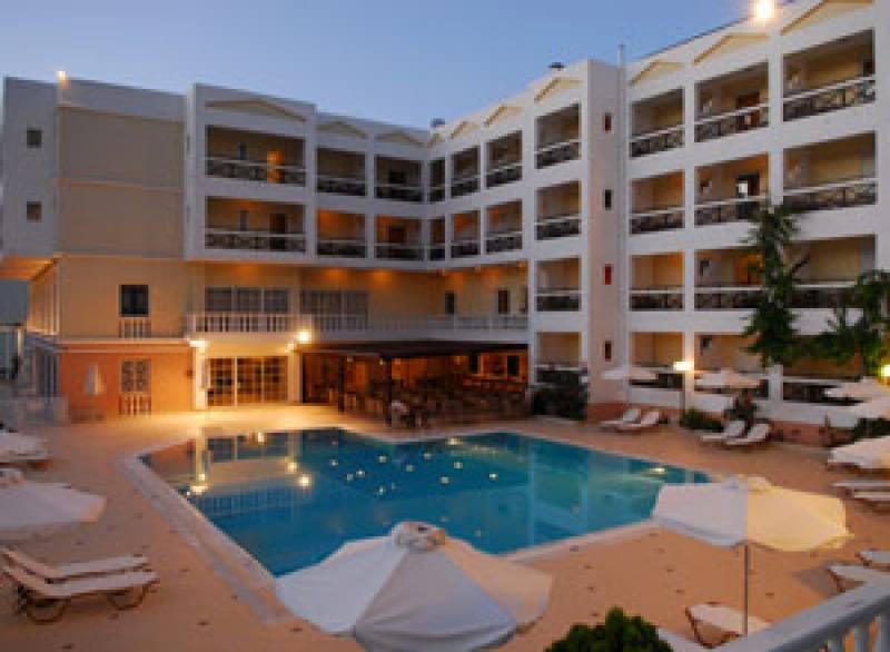 Hotel Chersonissos Palace - Chersonissos - Heraklion Kreta